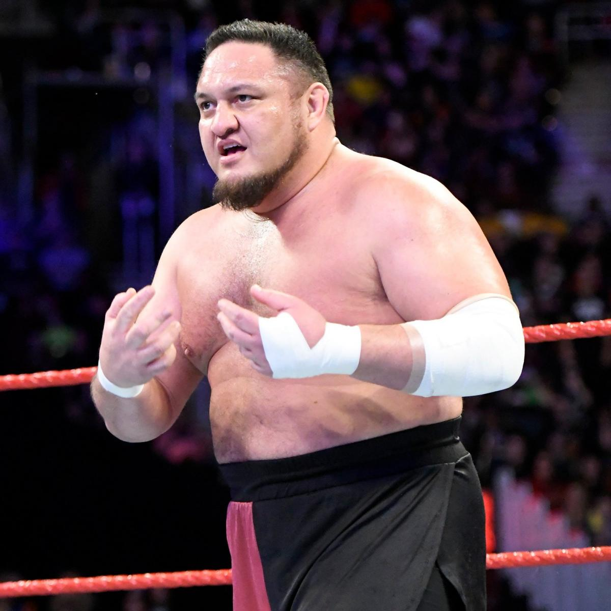 When Can We Expect To See Samoa Joe Back On WWE Programming?