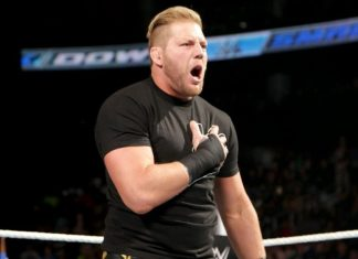 Jack Swagger on WWE