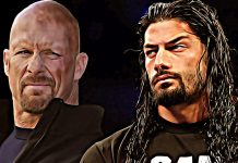 Stone Cold wants Roman Reigns to turn heel