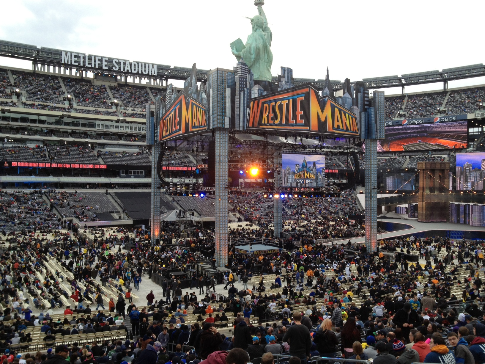 Exclusive: Update On The Location for WrestleMania 35 Axxess