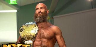 nxt champion Tommaso Ciampa