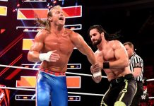 Ziggler rollins extreme rules
