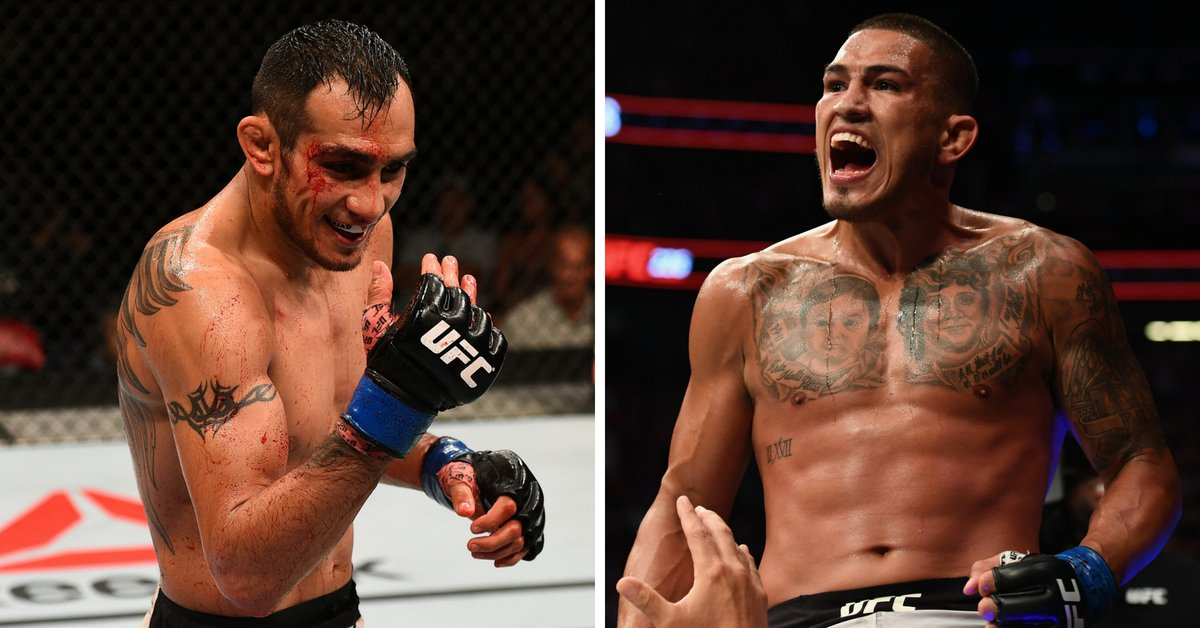 Image result for Tony Ferguson vs Anthony Pettis