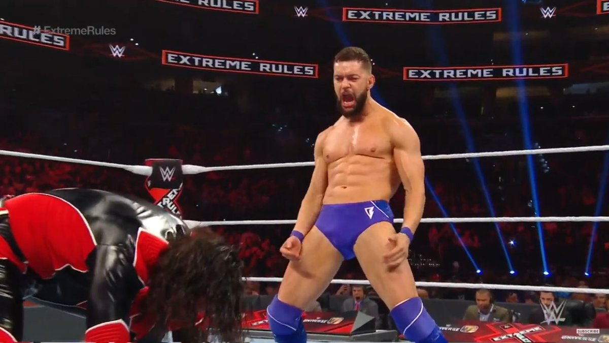 Reason Why Finn Balor Lost The Intercontinental Title Match