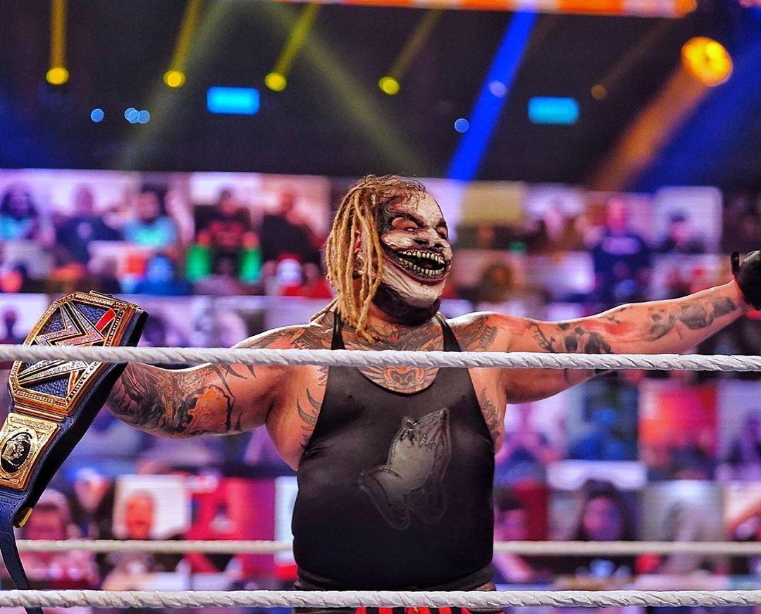 "The Fiend"" Bray Wyatt Wins WWE Universal Title At SummerSlam"